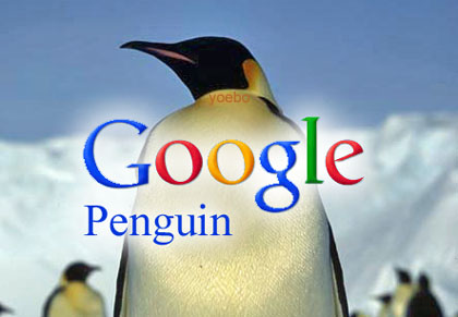 Googles Ugly Penguin Update Picture Image