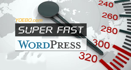 12 Blazing Speed WordPress Blog Tips Picture Image